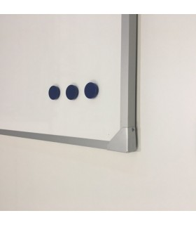 Tableau magnétique blanc
