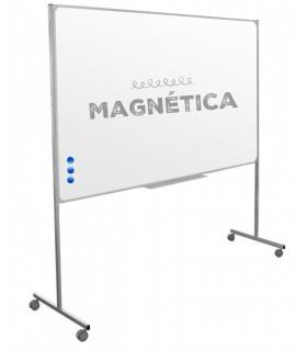 Pizarra magnética móvil