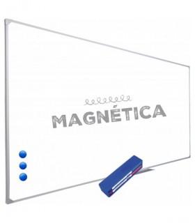Pizarra blanca magnética a medida