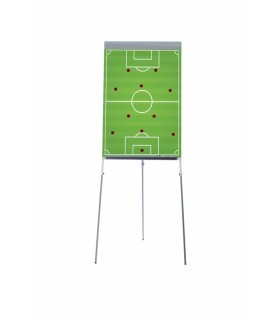 Tableau de chevalet terrain de football