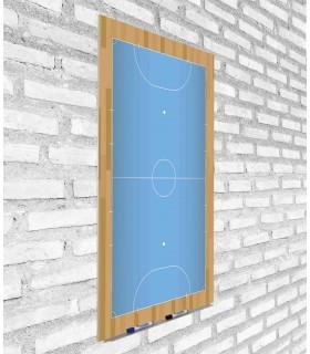 Pizarra magnética futbol sala