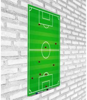 Pizarra magnética futbol