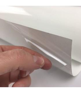 Tableau Blanc Adhésif Transparent
