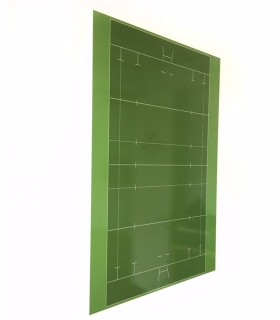 Pizarra magnética Rugby