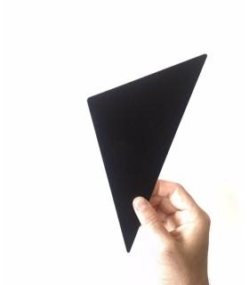 Pizarra Portaprecios Triángulo