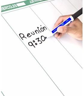 Planning  Adhesivo Semanal