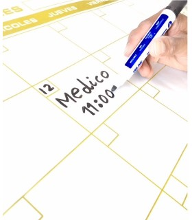 Planning Mensual Colores