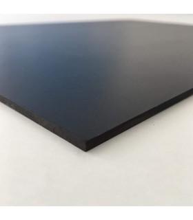 Pizarra negra 3mm sin marco a medida