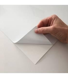 Pizarra adhesiva magnética Outlet blanca