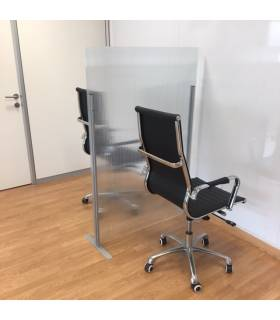 Mampara Separación Oficinas