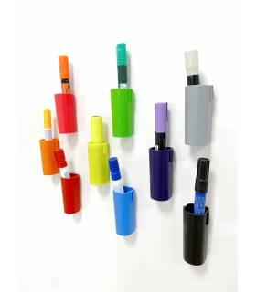 Cubilete Portarotulador magnético colores