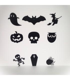 Kit Pizarritas Halloween