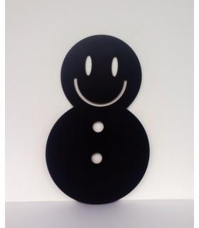 Pizarras Muñeco de Nieve