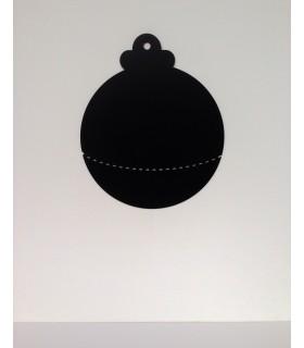 Ardoise Boule De Noël