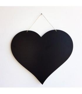 Pizarra Corazón