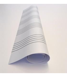 Tableau Blanc Adhésif Bâtons