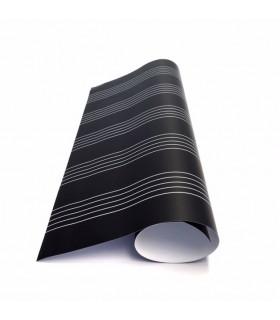 Tableau Blanc Adhésif Noir Des États-Majors
