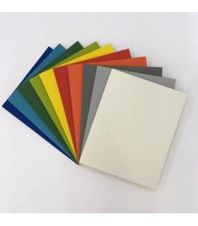 Corcho adhesivo colores